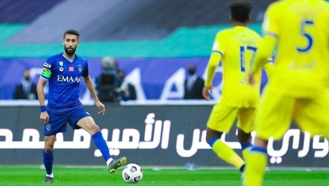 شاهد مباراة النصر والهلال في قمة الدوري السعودي