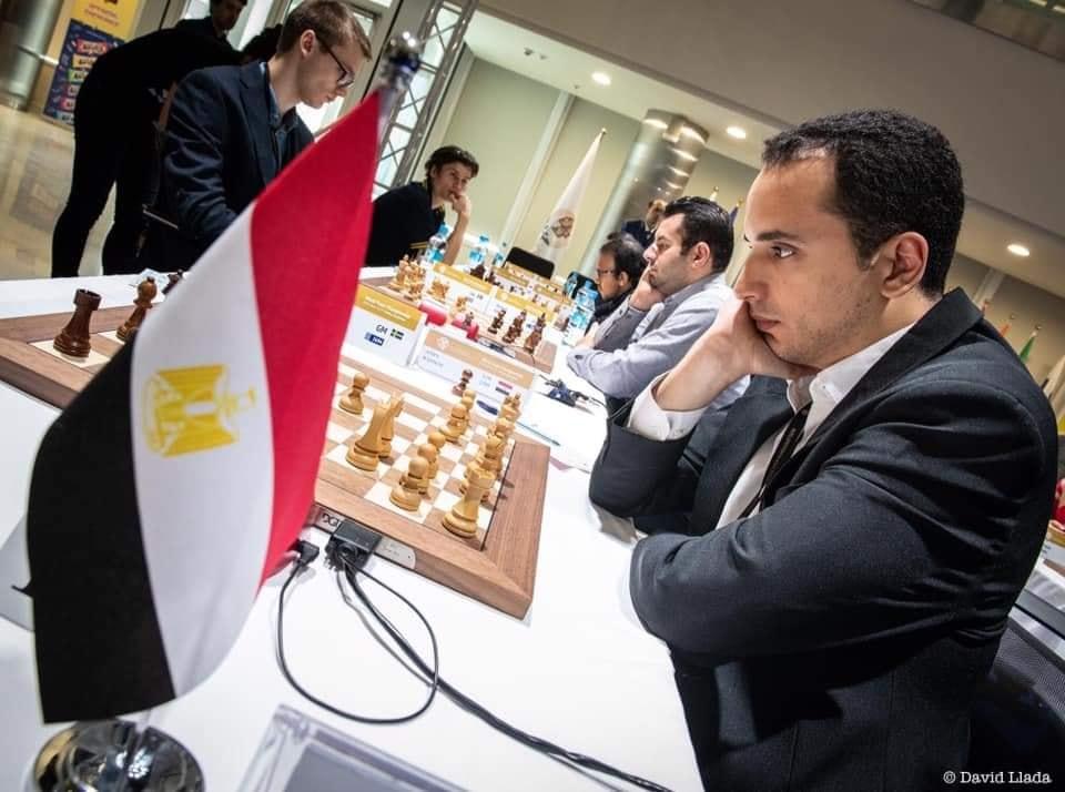 من هو باسم أمين ويكيبيديا |  أول مصري يحصد لقب السوبر جراند ماستر في الشطرنج