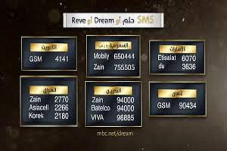 رقم وطريقة الاشتراك فى مسابقة الحلم 2021