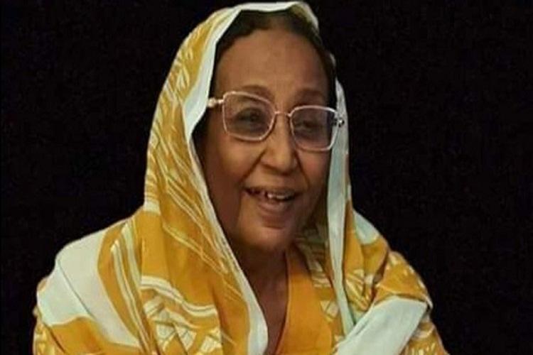 وفاة ارملة الرئيس السوداني الراحل جعفر نميري