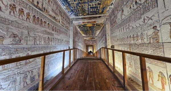 بعد 12 عامًا.. مقبرة رمسيس الأول تفتح أبوابها من جديد