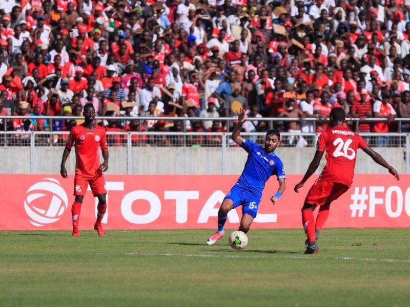 فيديو.. هدف خسارة الاهلي أمام سيمبا في دوري ابطال افريقيا