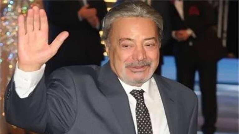 تدهور الحالة الصحية للفنان يوسف شعبان اثر اصابته بكورونا