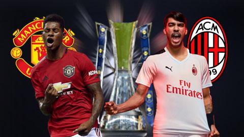 بث مباشر.. مباراة ميلان ومانشستر يونايتد في الدوري الاوروبي