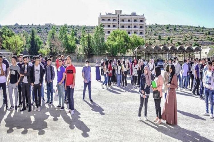 التعليم فى غزة توضح الحذف ببعض المباحث بمنهاج الثانوية العامة
