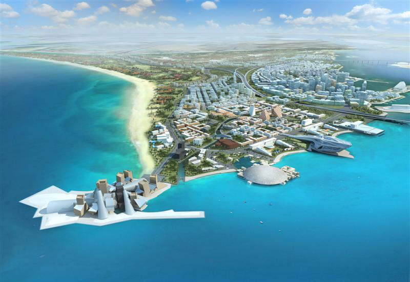 Saadiyat Island The Best place to visit in Dubia
