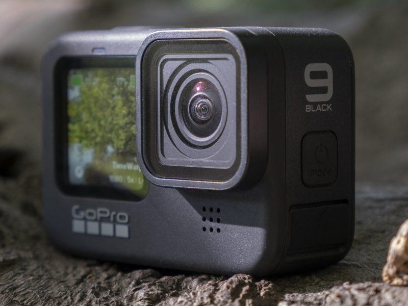 كاميرا GoPro Hero 9 | احداث اصدارات الكاميرات الذكية افضل الاماكن للشراء
