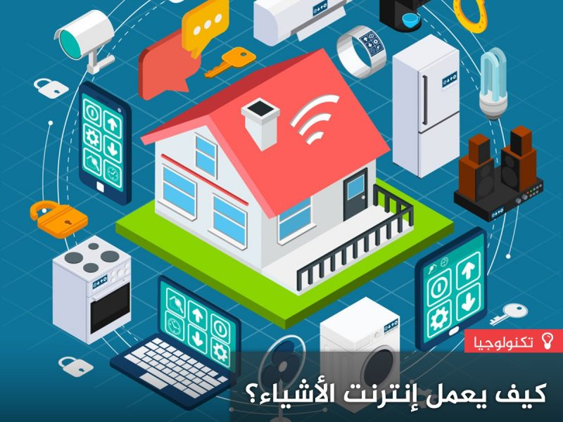 تقنيات إنترنت الأشياء | تقنيات يمكنها تغير حياتنا للافضل عبر انترنت الاشياء